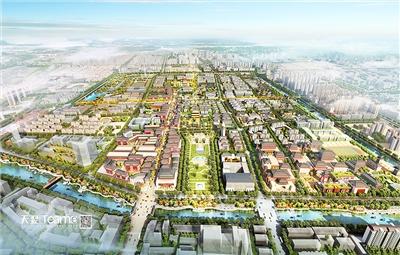 聚焦曹魏古城建设——曹魏历史文化的展示高地