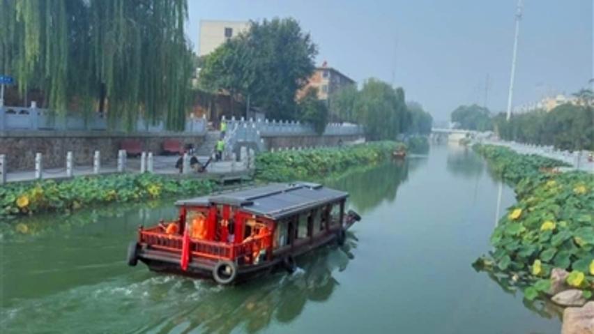 看许昌如何打造美丽夜景和城市景观