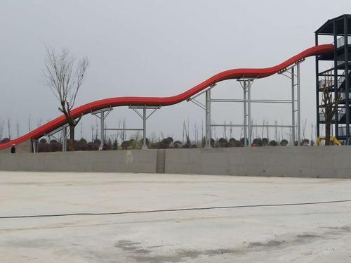 豫中南地区最大的水上乐园将于今年6月开门迎宾!就在许昌!
