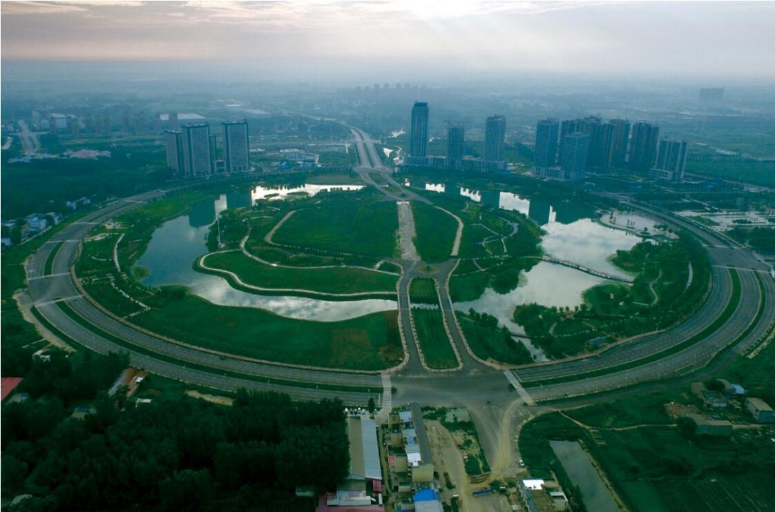 """许昌网-许昌:""""国家生态园林城市"""""""