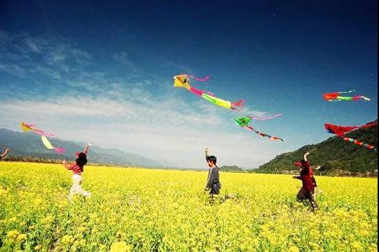 草长莺飞,许昌不可错过的放风筝地点,周末约起来~