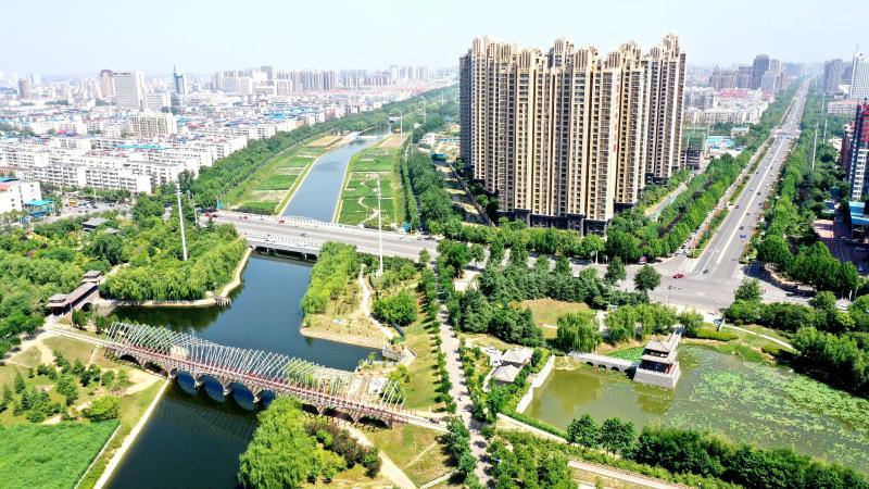 统筹生态建设 打造宜居城市